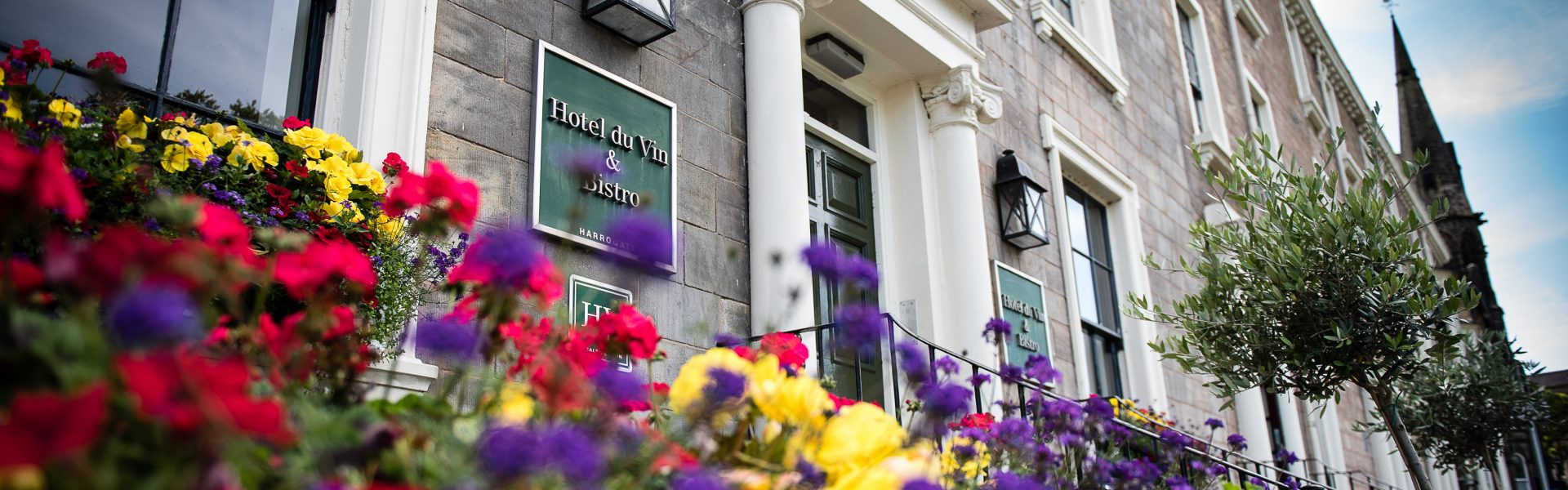 Hotel du Vin Harrogate, North Yorks