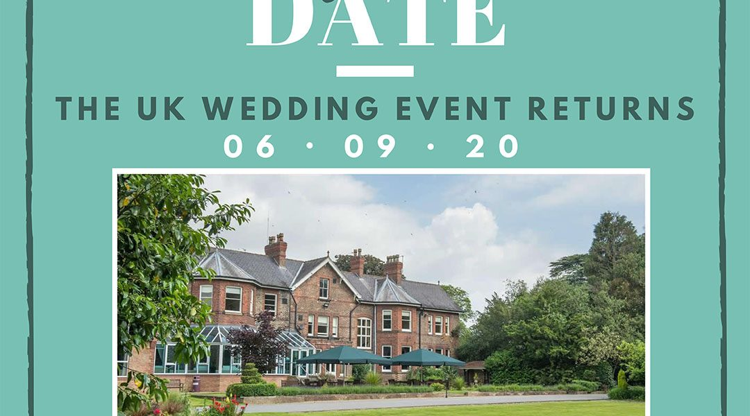 Provisional Wedding Fayre Return Date Set